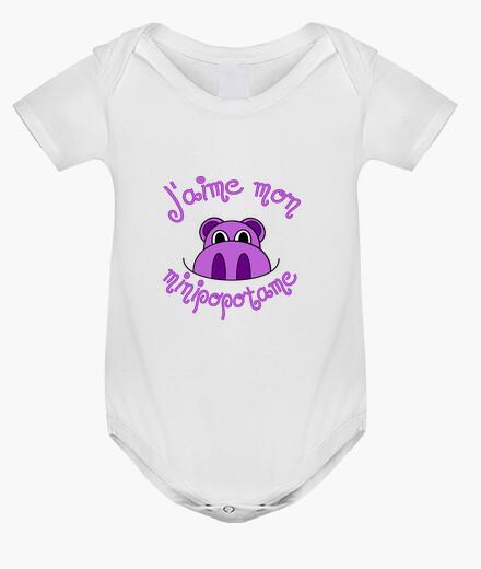 Jaime my minipopotame children's clothes