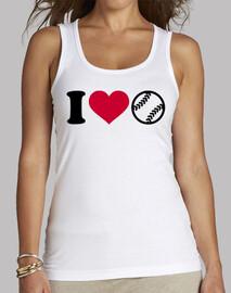 j'aime softball