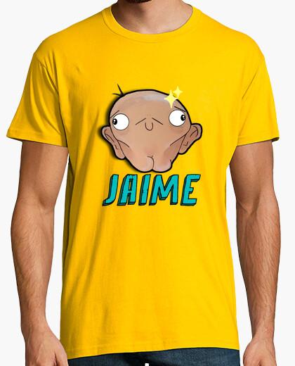 Camiseta Jaime, tu amigo imaginario favorito