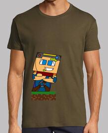 Jak Minecraft ( Disponible en varios colores )