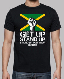 Jamaica - Get up, stand up, stand up for your right