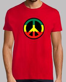 Jamaica flag, peace