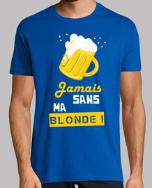 Jamais sans ma blonde !