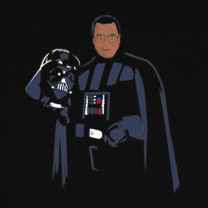 T-shirt James Earl Jones (Darth Vader)