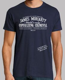 James Moriarty - Sherlock Holmes