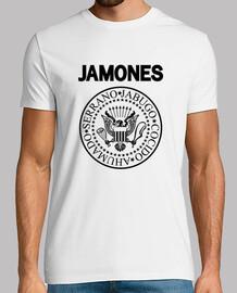 JAMONES negro