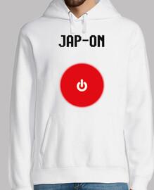 Jap - on (bandera Japón)