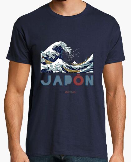 Camiseta JAPAN SEA
