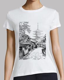 japan skizzieren