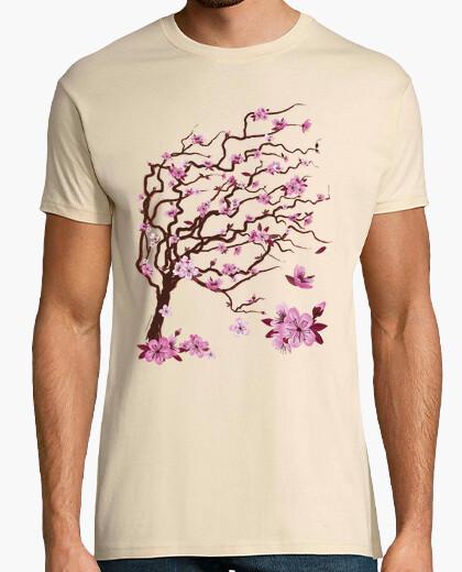 Japanese cherry t-shirt