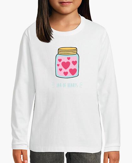 Ropa infantil Jar of hearts