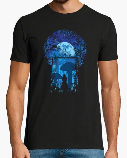 Camiseta jardín mágico