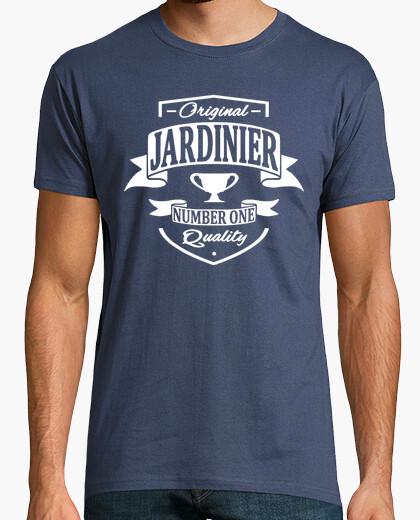 Camiseta jardinero