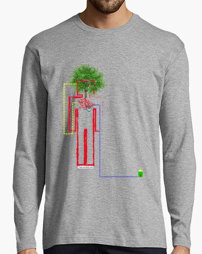 Camiseta Jardinero de mi Edén