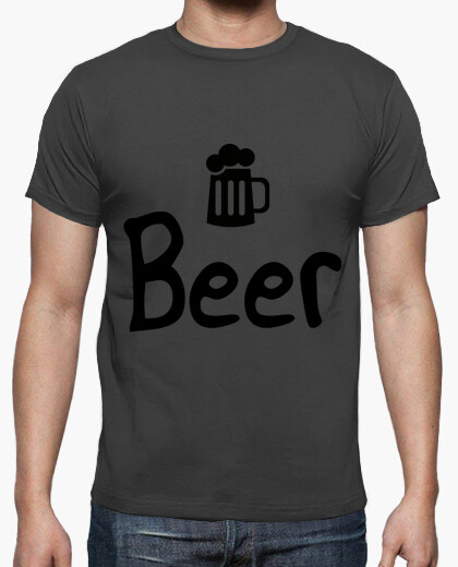 Camiseta Jarra - Beer