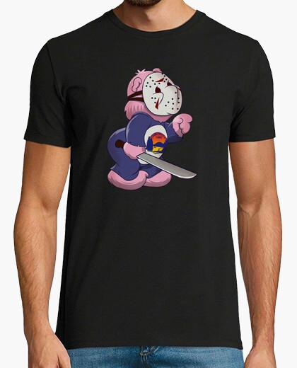 Camiseta jason miedo oso