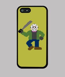Jason Voorhees (amarillo) (iPhone 5)