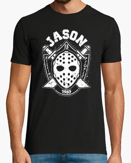 Camiseta Jason Voorhees (Viernes 13)