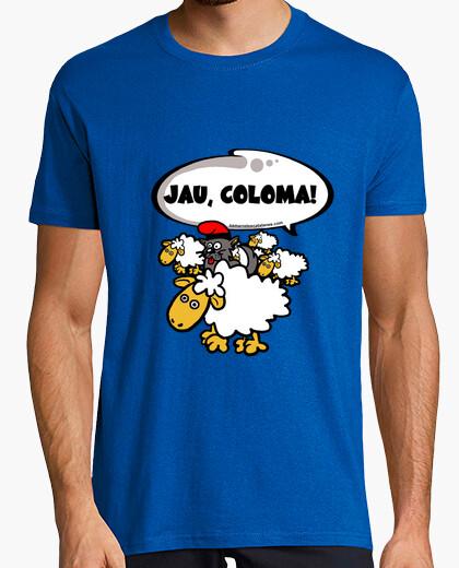 Camiseta Jau Coloma Hombre