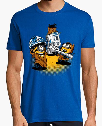 Tee-shirt jawas ignobles
