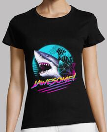 jawesome! chemise femmes