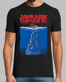 Jawrassic World (Jurassic) Mosasaurus