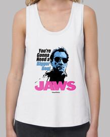 JAWS Camiseta Tirantes