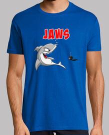 jaws cartoons