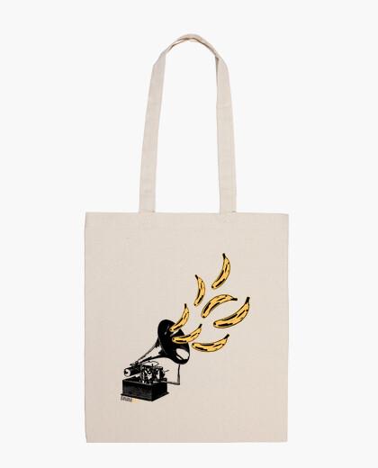 Jazz banana shoulder bag