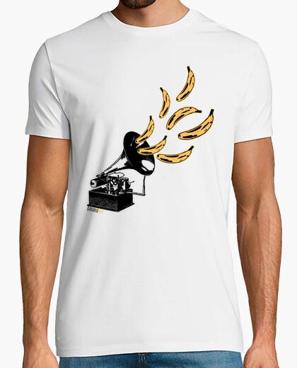 Tee-shirt jazz banane