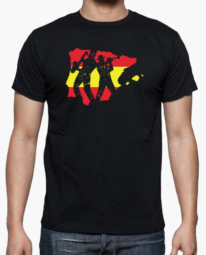 Jazz in spain t-shirt