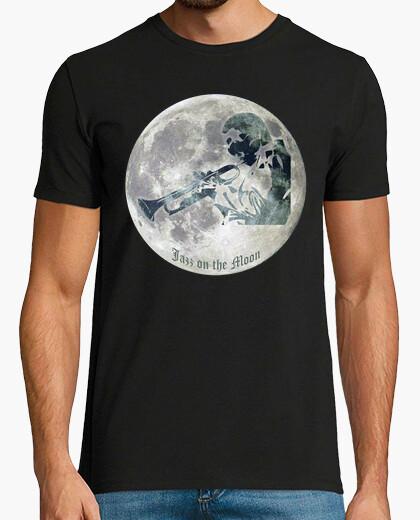 Camiseta Jazz on the Moon