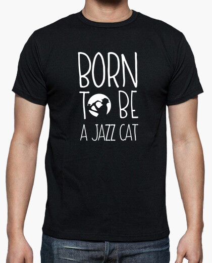 Jazz saxophone player t-shirt
