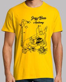 JazzBass Anatomy