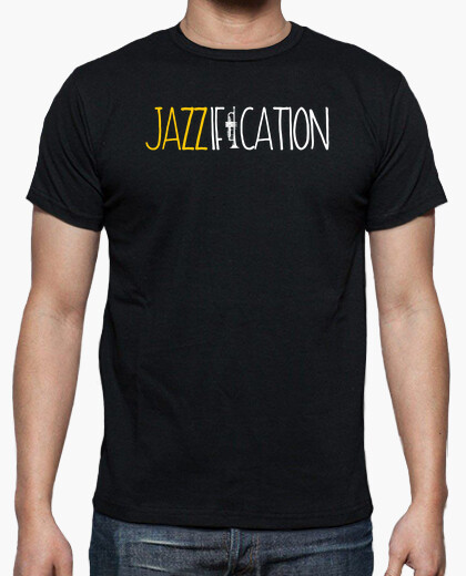 Jazzification t-shirt