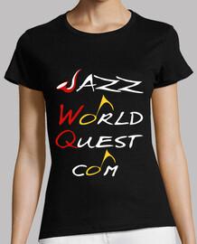 jazzworldquest t-shirt