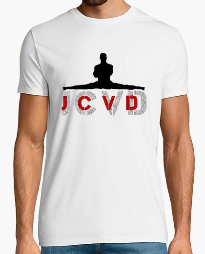 Camiseta JCVD SPLIT
