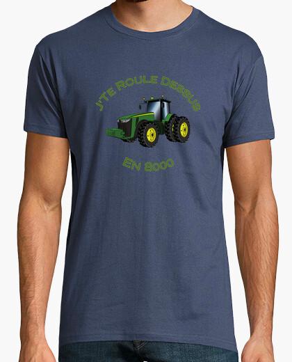 Camiseta jd 8000