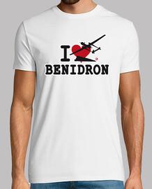 je aime benidron