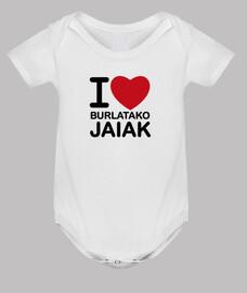 je aime burlatako jaiak