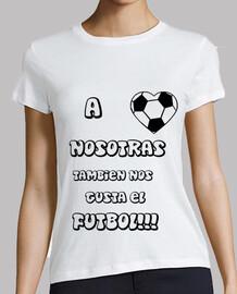 je aime le football