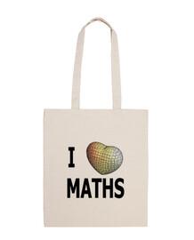 je aime les maths