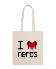 je aime nerds!