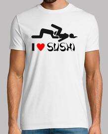 je aime sushi