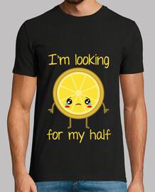 je cherche ma moitié