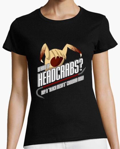 Tee-shirt je crains les crabes de tête?