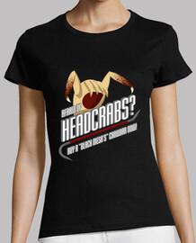 je crains les crabes de tête?