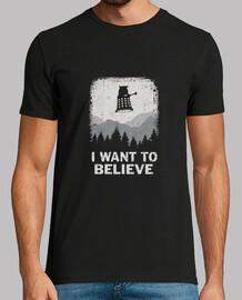 je crois aux extraterrestres