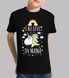 je crois en maman