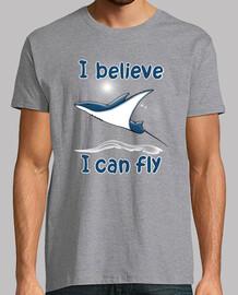 je crois que je can voler h